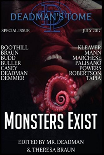 Monsters Exist cover shot
