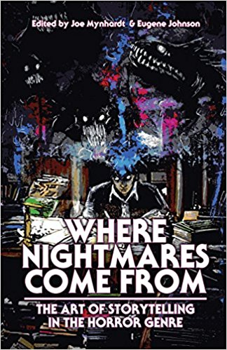Where Nightmares Come From cover shot