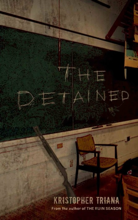 Detained cover shot