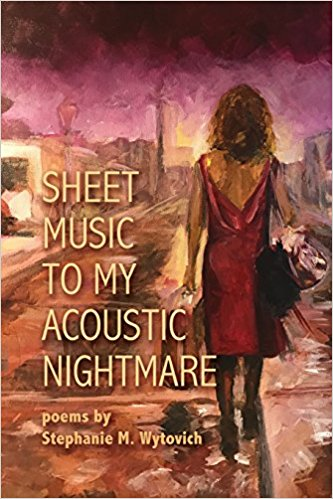 sheet music to my acoustic nightmare cover shot