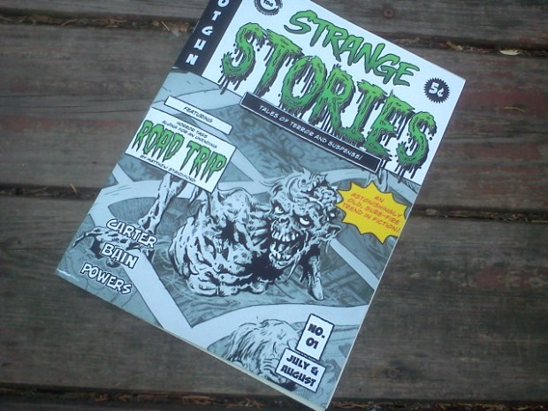 Strange Stories Vol one