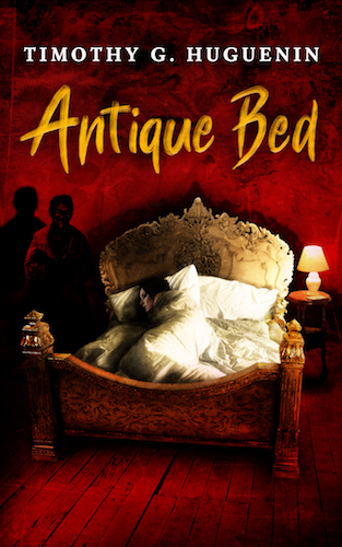Antique Bed - small