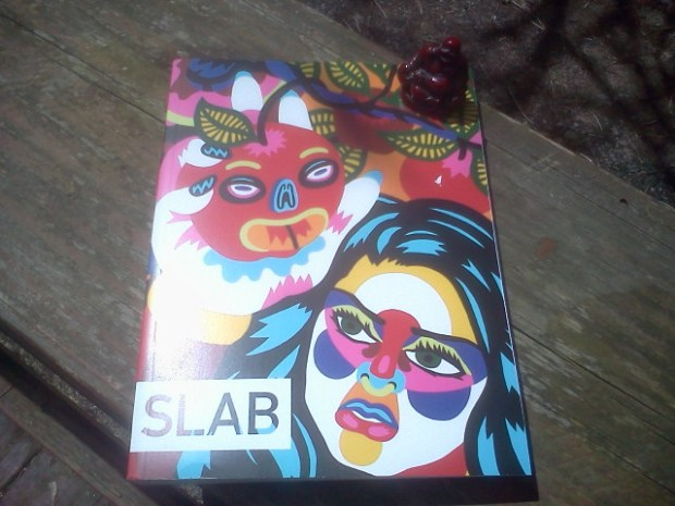 SLAB ISSUE 14