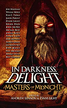 In Darkness Delight-Masters of Midnight cover shot