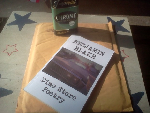 Dime Store Poetry arrives