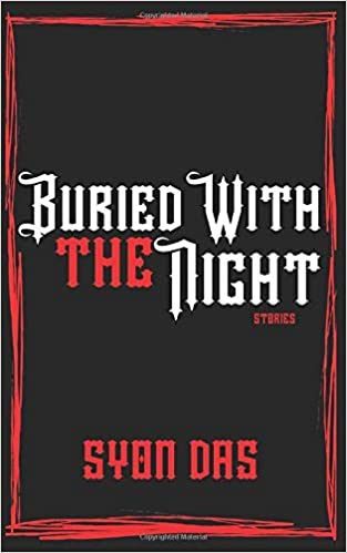 Buried With The Night cover shot