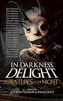 In Darkness Delight Creatures of the Night cover
